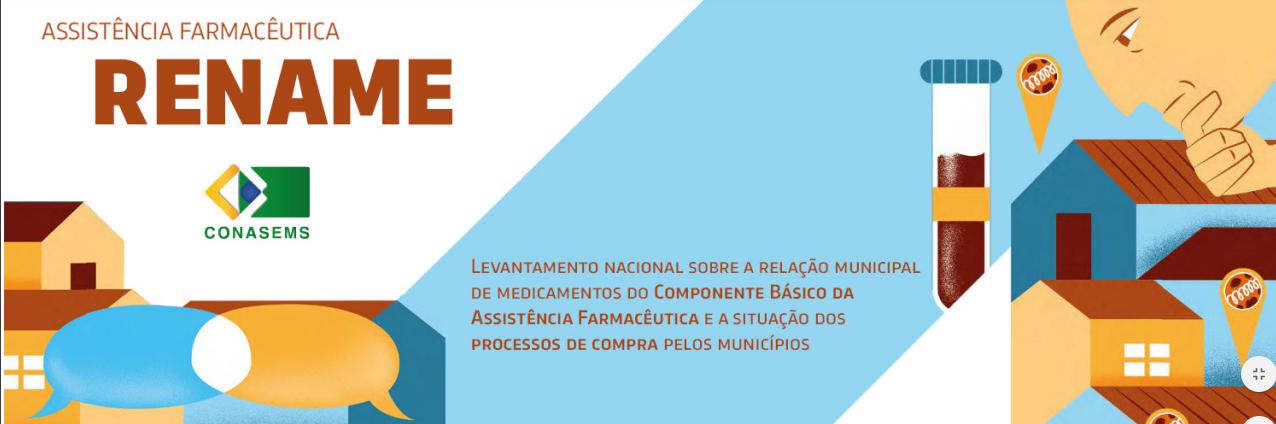LEVANTAMENTO NACIONAL SOBRE COMPONENTE BÁSICO DA RENAME E SITUAÇÃO DAS COMPRAS